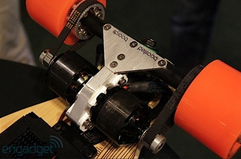 Boosted boards electric skateboard – engadget photos