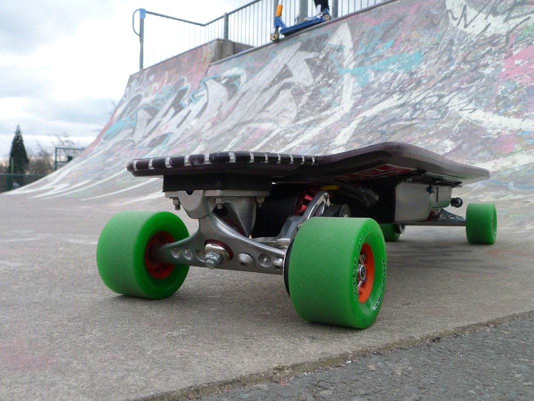 The Motor Mount How To Make An Electric Skateboard