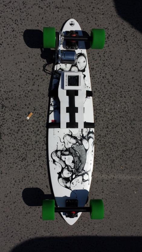 Simon's eboard